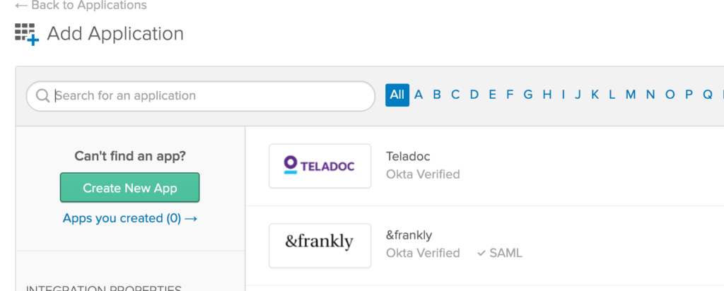 8 steps to how to add an Okta sign in widget with React