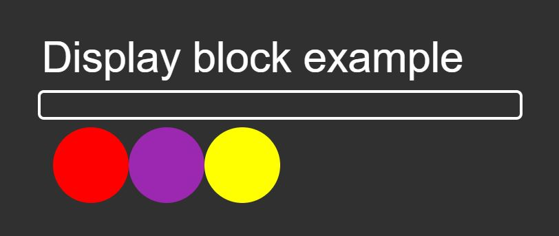 overflow problem caused with block float CSS properties