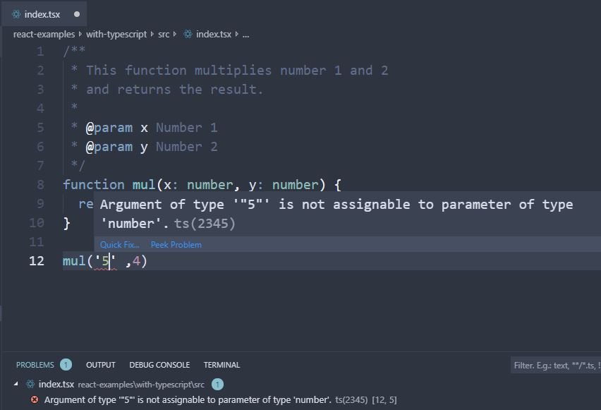 Debugging TypeScript with VS Code
